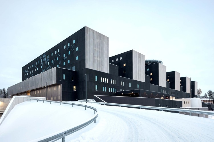 Hospital Nova / JKMM Architects, © Tuomas Uuusheimo