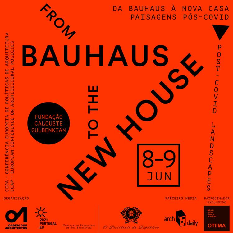 From Bauhaus to the New House: paisagens pós-pandêmicas