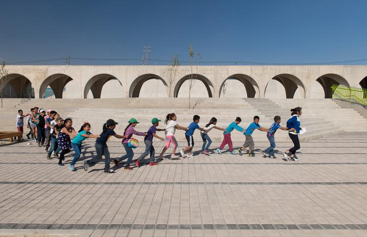 Ciudades, espacio público e infancia en México, Club de Niños y Niñas / CCA Centro de Colaboración Arquitectónica. Image © Jaime Navarro