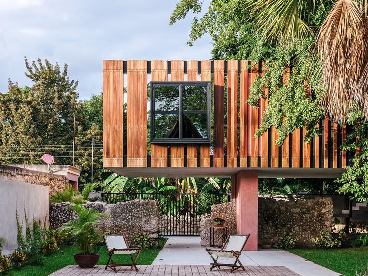 Life on the Tree House / LAAR, © Tamara Uribe