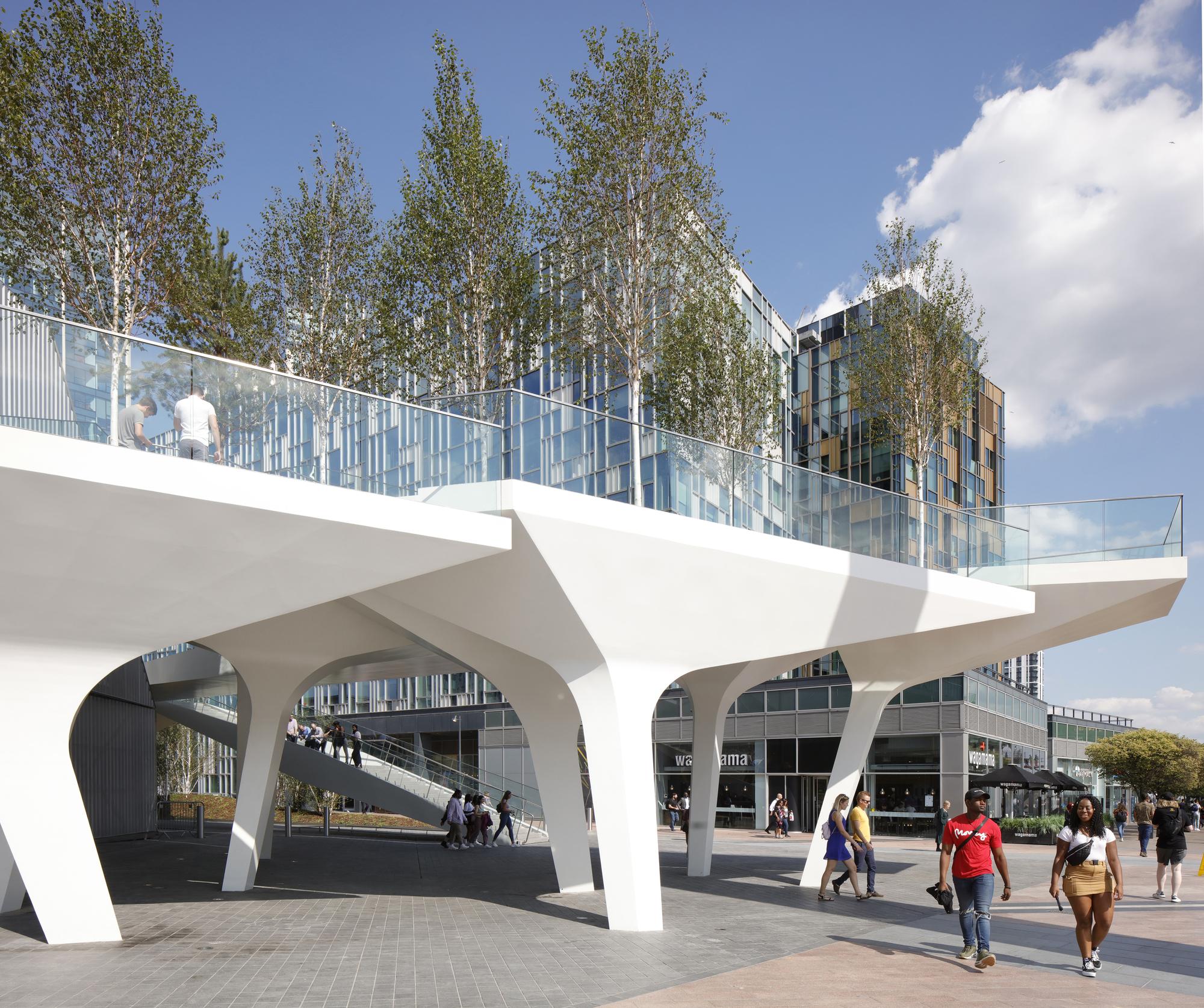 The Tide Cultural Linear Park / Diller Scofidio + Renfro + Neiheiser Argyros