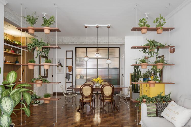 Apartment nº205 / Mana arquitetura, © Carolina Lacaz