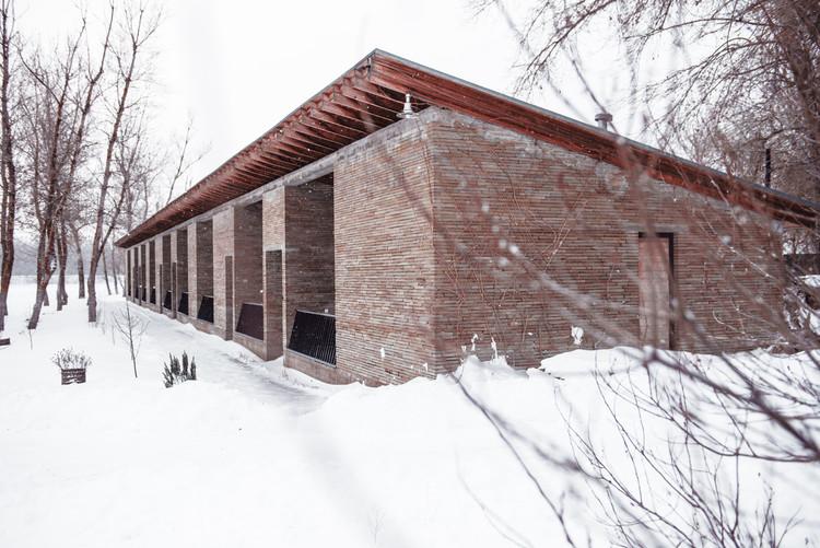 Hotel Complex Starodonye / Architectural Studio Chado, © Alexandra Slavogorodskaya