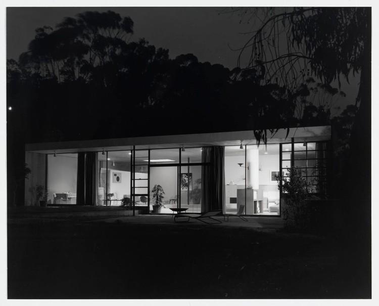 The Entenza House / Charles & Ray Eames, Eero Saarinen & Associates.  Hình ảnh © Julius Shulman Photography Archive