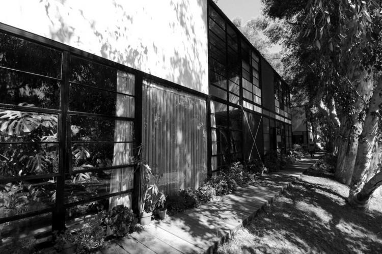 Nhà Eames / Charles & Ray Eames.  Hình ảnh © Người dùng Flickr Stephen Canon