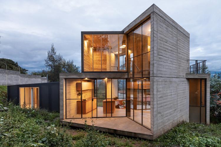 Casa Muta / Emilio López Arquitecto, © JAG Studio