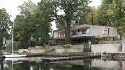 Casa no Lago / Carlos Zwick Architekten BDA