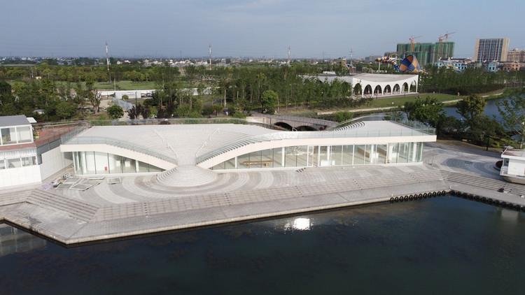 Terminal de Cruzeiros / Hexia Architects, © Gushang Culture