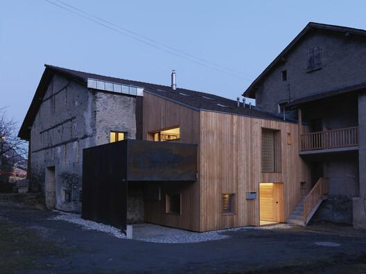 House CCB / Ralph Germann architectes