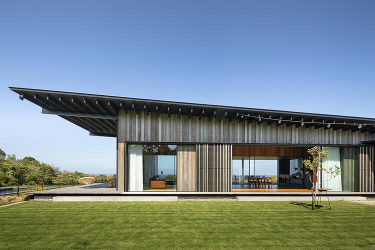 Casa de Contemplação / Virginia Kerridge Architect, © Dianna Snape