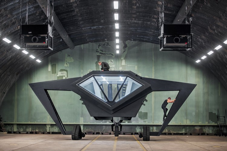 Ground Control: Aviation Architecture Beyond the Airport, © Michiel de Cleene