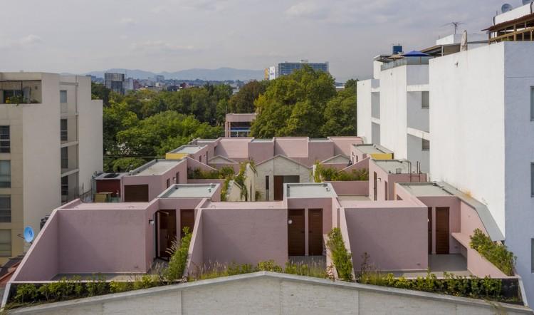 Casa Jardín Escandón / CPDA Arquitectos, © Jaime Navarro