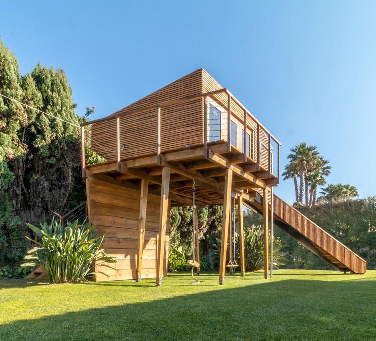Cassiopeia Treehouse / Madeiguincho, © Joao Carranca