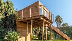 Casa da Árvore Cassiopeia / Madeiguincho