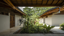 Casa de campo em Puente Iglesias  / Hernán Arango + MDE estudio