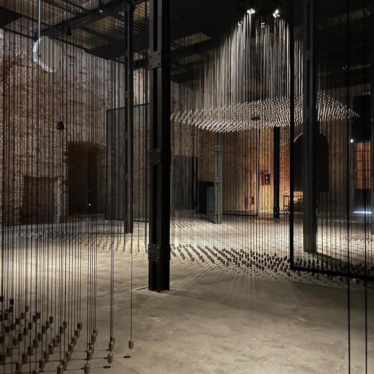"""""""Desplazamientos"""", el Pabellón de México para la 17a. Muestra Internacional de Arquitectura de la Bienal de Venecia 2021, © Pabellón de México"""