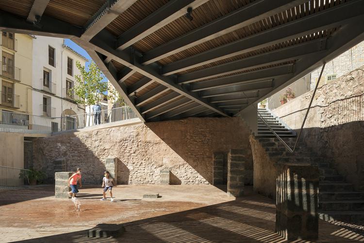 Se anuncia las obras seleccionadas para el Premio Europeo de Intervención en el Patrimonio Arquitectónico 2021, © Milena Villalba. ImageFabricante espheras