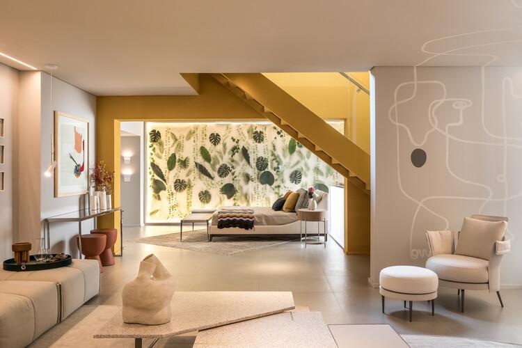 Loft Solar / Talita Nogueira Arquitetura. Image © Eduardo Macarios
