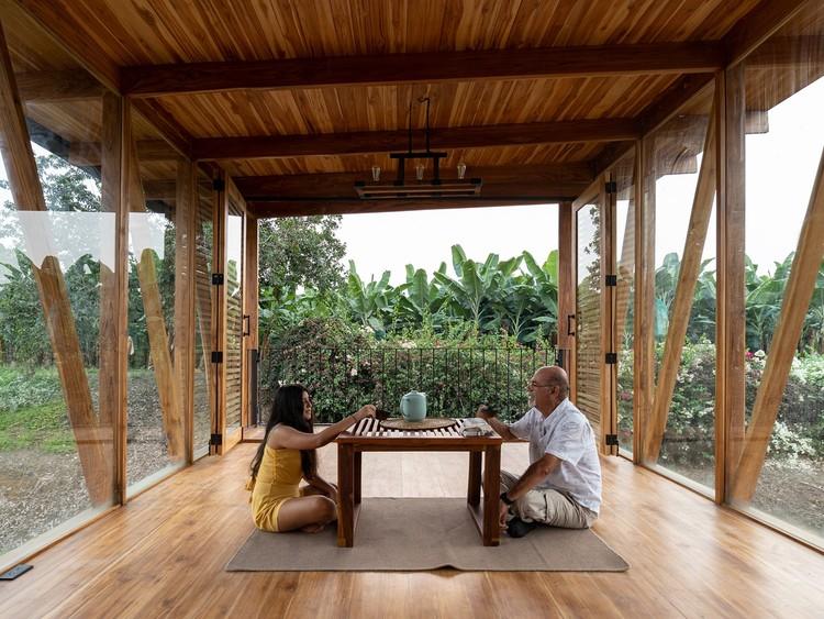 Casas de té: Reinterpretaciones del espacio tradicional, © JAG Studio