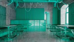 Café em Harmonia com a Natureza / Reutov Design