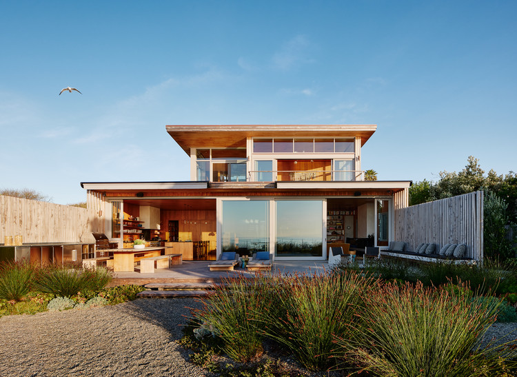Surf House / Feldman Architecture, © Joe Fletcher