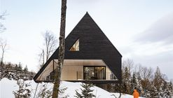 Cabaña A / Bourgeois / Lechasseur architects