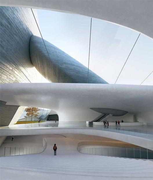 Shenzhen Bay Culture Park. Image Courtesy of Proloog