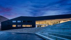 Bjerkreimshallen Multipurpose Hall / Arkitektkontoret Vest AS