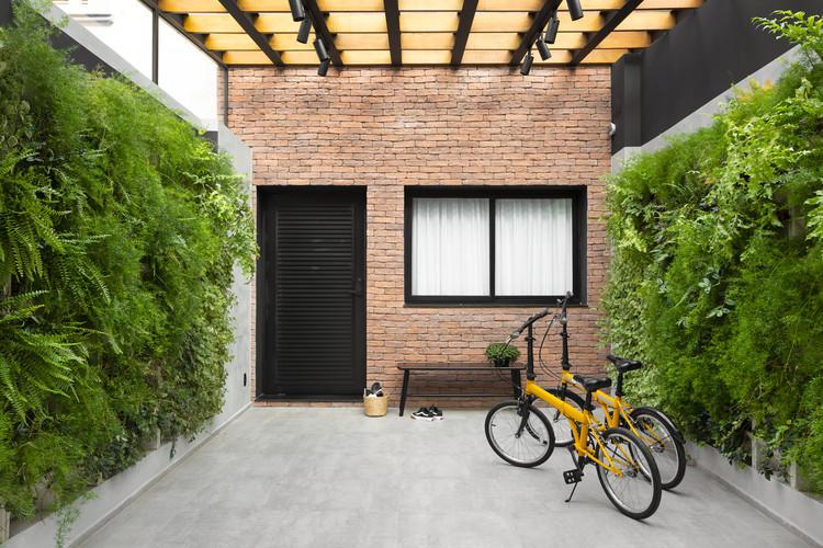 Casa Vila Clementino / Degradê Arquitetura, © Julia Ribeiro