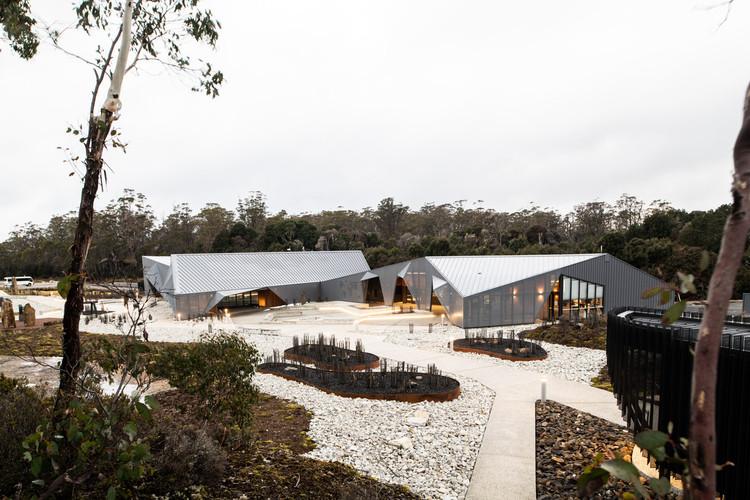 Centro de Visitantes Cradle Mountain / Cumulus Studio, © Anjie Blair