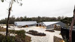 Centro de Visitantes Cradle Mountain / Cumulus Studio