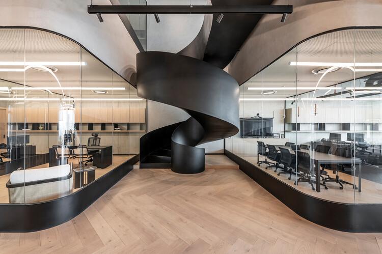 Oficinas Kering / FR-EE / Fernando Romero Enterprise, © Camila Cossio
