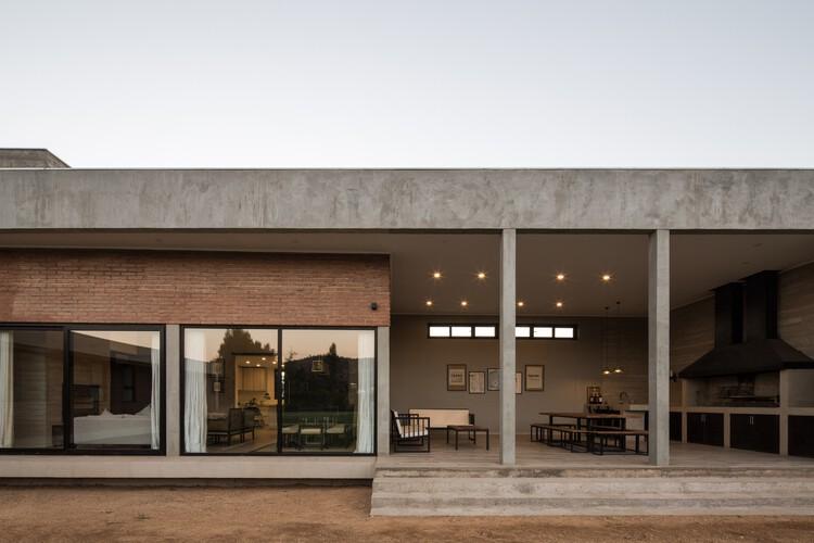 Casa T+T / RLL Estudio Arquitectura, © Nico Saieh