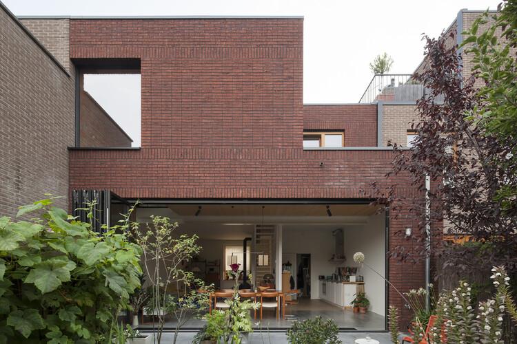 House Snik / MADE architects, © Johnny Umans