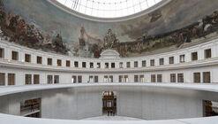 Museu de Arte Contemporânea La Bourse de Commerce / Tadao Ando Architect & Associates + NeM Architectes + Pierre-Antoine Gatier