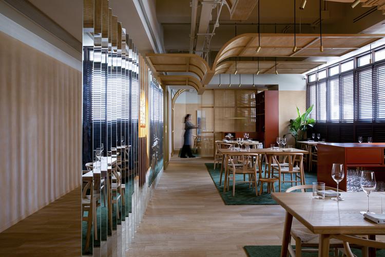Restaurante Whey / Snøhetta, © HDP Photography
