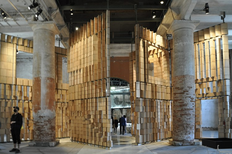 Architecture and Design Post-Pandemic: 18 Museums and Exhibitions that have Reopened to the Public , Venice Biennale 2021. Image © Dima Stouhi