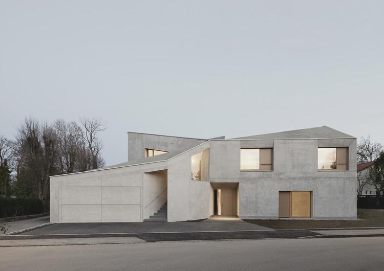 Villa L  / Pool Leber Architekten, © Brigida Gonzalez