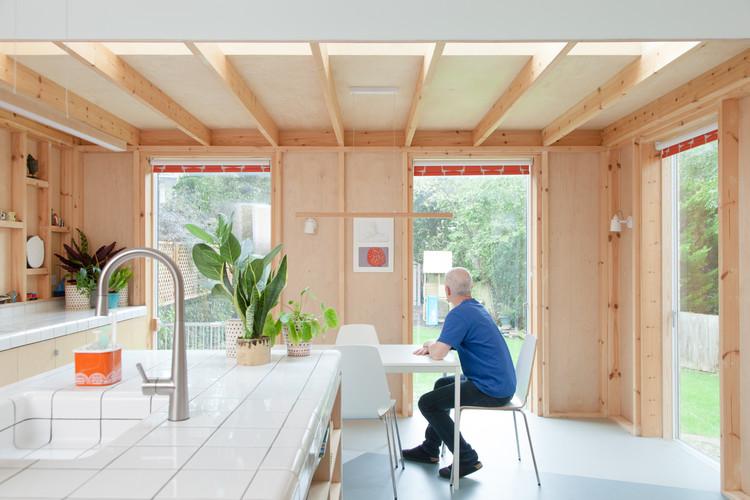 Fruit Box House  / nimtim architects, © Megan Taylor