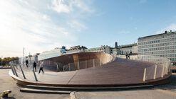 Pavilhão da Bienal de Helsinque / Verstas Architects