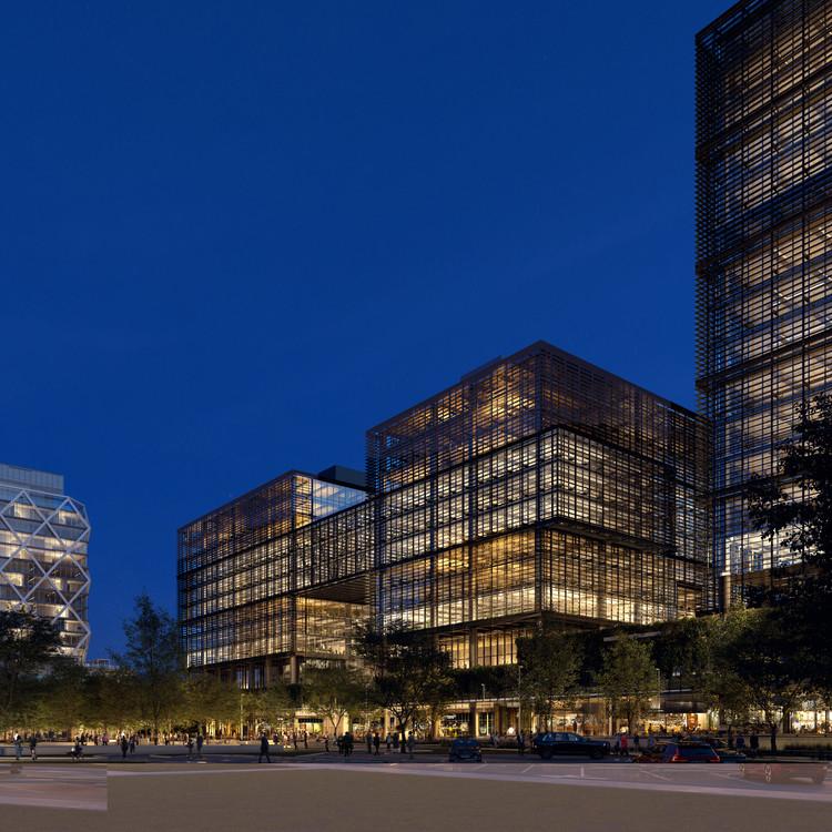 Olson Kundig Meluncurkan Desain High-Rise Mixed-Use Baru di Atlanta, © Proloog