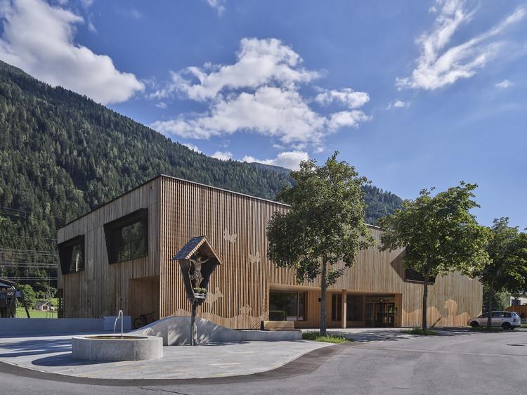 Jardim de Infância Silz / Baue Architektur, Architekt Armin Neurauter ZT GmbH, © Günther Richard Wett