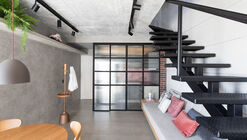 Loft Selenita / Concretize Interiores