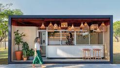 Wine Bar Hygge / Lez. Arquitetura