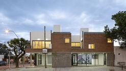 Complejo de viviendas San José / Lautaro Del Federico + Tadeo Shiira Albano