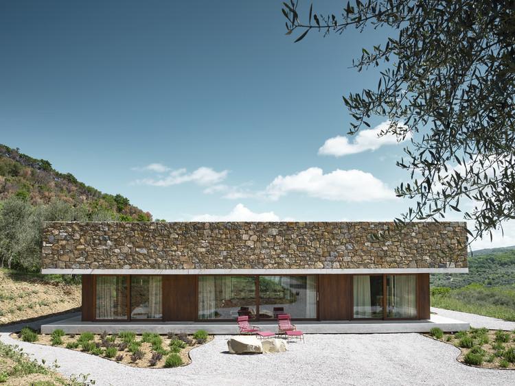 Casa HV / GGA gardini gibertini architects, © Ezio Manciucca