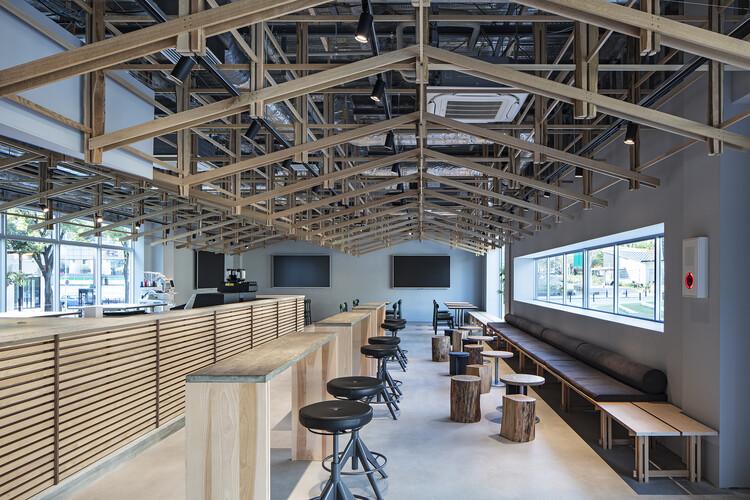 FabCafe Nagoya / Suppose Design Office, © Kenta Hasegawa