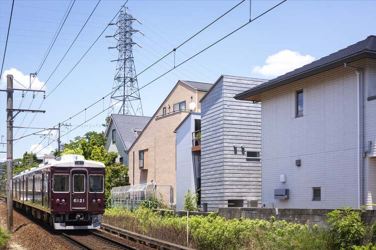 House in Shukugawa / FujiwaraMuro Architects, © Naoki Yoshikawa