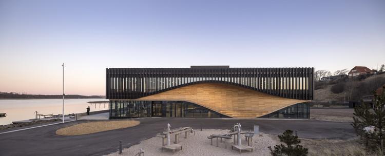 Centro Climático Klimatorium / 3XN Architects + SLA Architects, © Adam Mørk