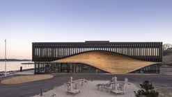 Klimatorium Climate Center / 3XN Architects + SLA Architects